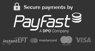 Payments by Payfast